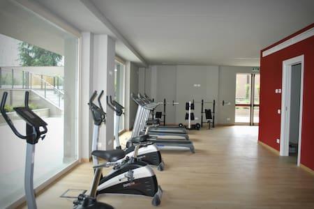 Appartamento con sauna e piscina - Milano - Apartment