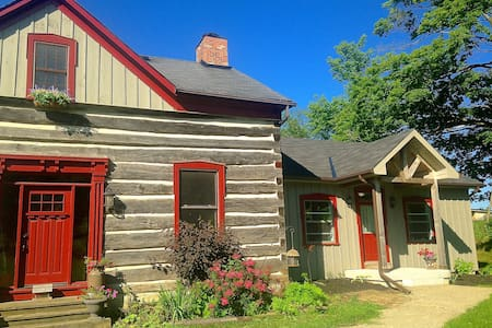 Guest House at Heritage Hollow - Erin - Szoba reggelivel