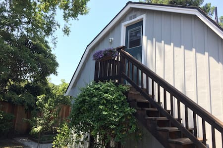 Cozy studio w/private entrance - Menlo Park - Other