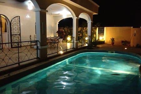 Villa Séné Ghyslène Saly Mambara - Casa
