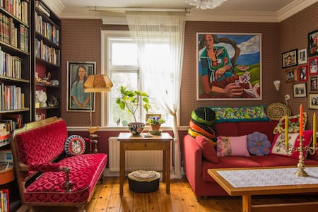 Charming artist´s apartment  - Akureyri - Apartment