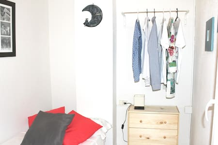 Single room in Valencia+wifi - València - Appartamento
