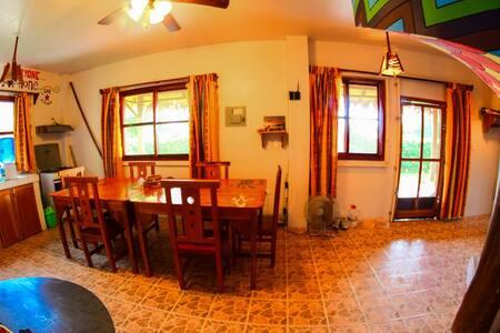OCEAN VIEW BEACH HOUSE: Casa Esperanto - Las Tunas - Puerto López - House