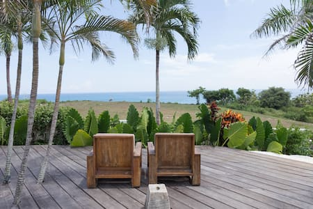 Seaside stone cabin by the beach - South Kuta - Cottage