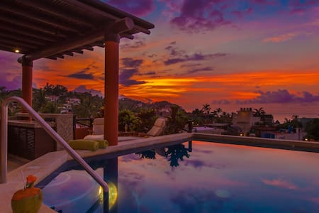 Beach Break Suites, Sayulita - Sayulita - Leilighet