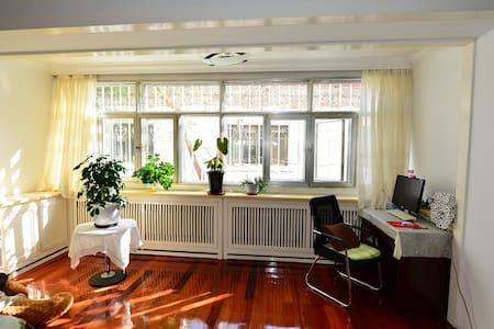 火车站旁3室2厅适住9人 单租/整租 - Apartamento