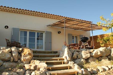 Le Couquiou - Villa Forastero - Saint-Pierre-de-Vassols