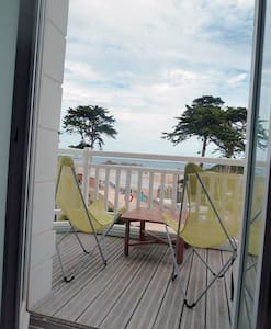 In front of the Sea. Very nice appartement- - Saint-Lunaire