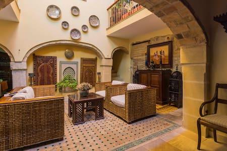 Habitación en una casa con encanto.
