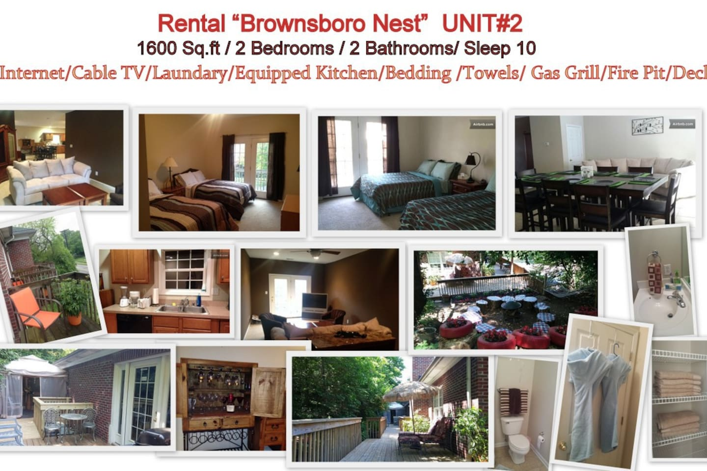 Brownsboro Nest  (Unit#2)