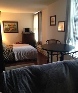 Center City Studio - Prime location - Philadelphia - Apartment