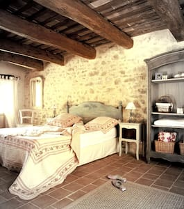 Charming village house near Uzès - Saint-Marcel-de-Careiret