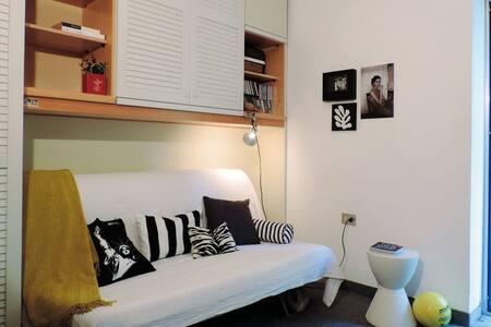 Studio apartment with big garden - Apartment