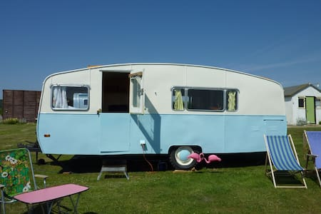 Gloria the vintage caravan - Wóz Kempingowy/RV