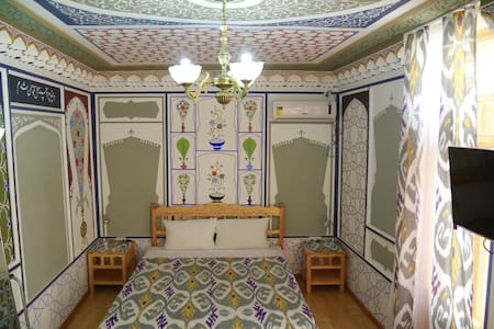 Komil - Your home in Bukhara - Bed & Breakfast