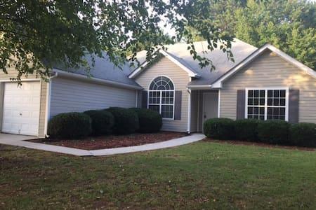 Cozy Atlanta Metro Area Home/house - Casa