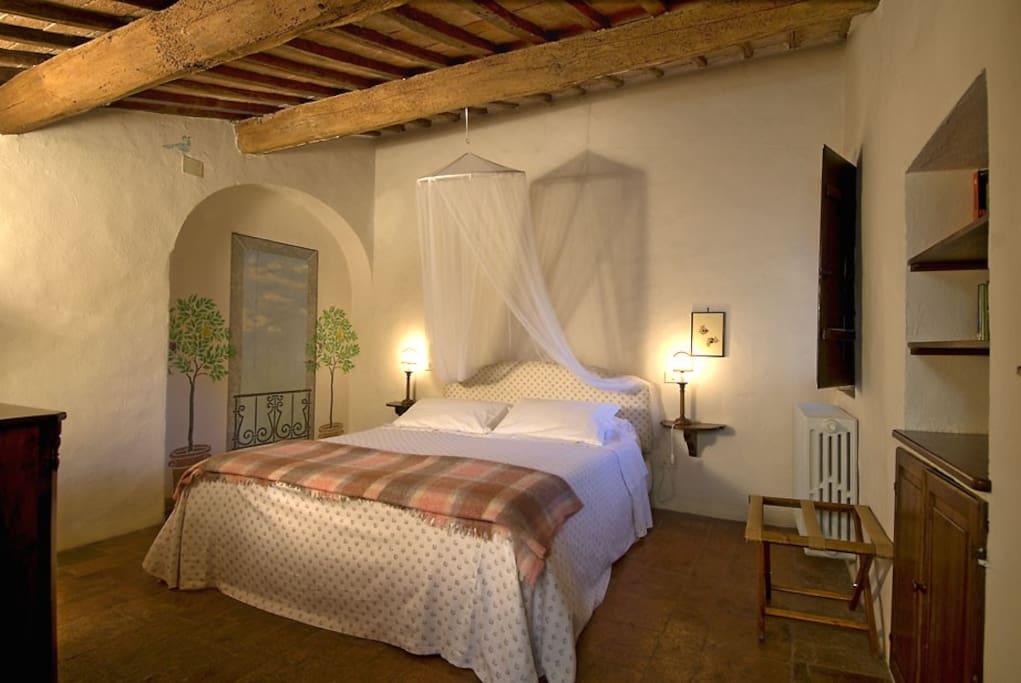 Casa Clementina - living room