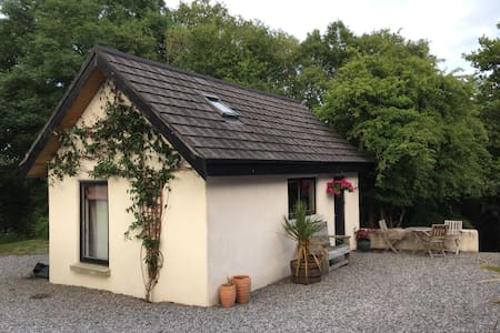 Chalet in the green Wicklow hills