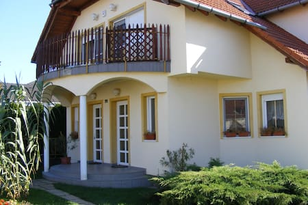 Thermalapartment  for 2-6 persons - Bük - Apartment