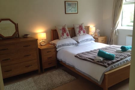 Lovely en-suite double room, Yealmpton, Plymouth - Plymouth