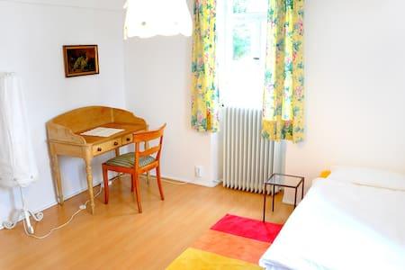 Sweet cottage style room - Heidelberg - Bed & Breakfast