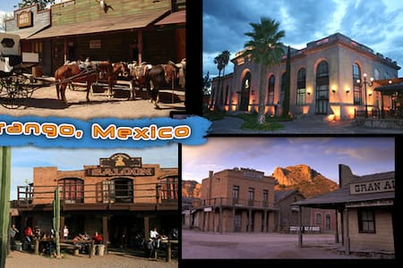 TRY AN OLD WESTERN EXPERIENCE AT THE MOVIELAND - Durango - Bed & Breakfast
