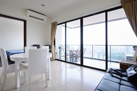 CENTRAL New Condominium Outram Park - Singapur - Apartament