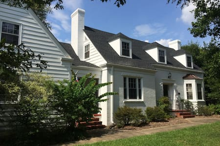 Historic Home Near Downtown Raleigh