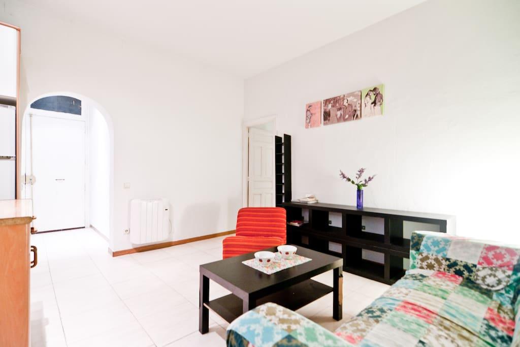Near Fuencarral st. Apartment WIFI