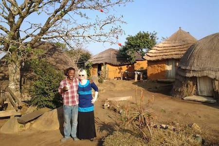 Swazi Village Homestay - Sinceni - Hut