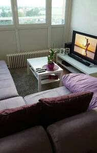 Belle chambre spacieuse - Apartament