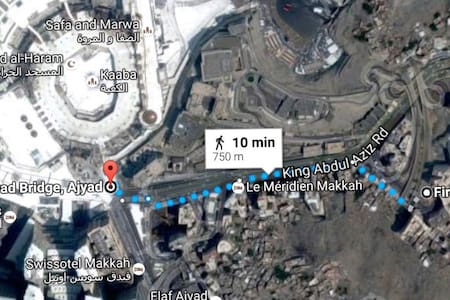 10 minutes' walk to Haram (the Holy Mosque) - Mecca - Wohnung