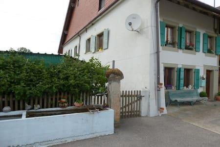 logement en Campagne Vaudoise - Apartament