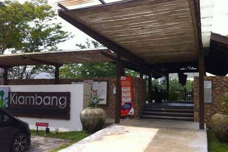 3rooms Resort-living house,Nusajaya - Ev