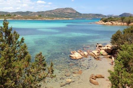 Blu Sardinia Marine ProtectedArea GolfDrivingRange - Porto San Paolo - Apartment