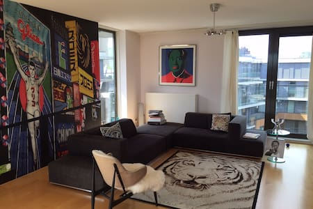 Penthouse in centre of Rotterdam