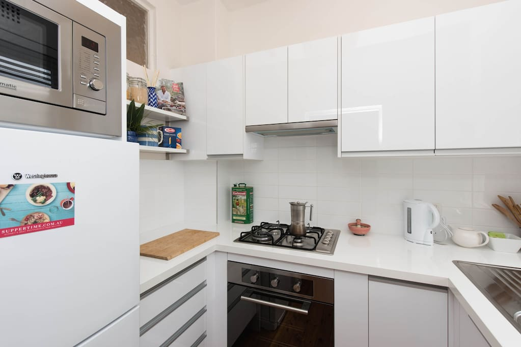 New Kitchen Costs Melbourne