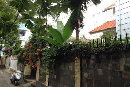 Green Garden Villa-1 deluxe room - Szoba reggelivel