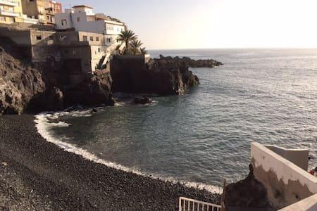 Apto en alquiler junto al mar - Alcalá - Apartment