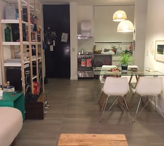 2 ambientes nuevo en Villa Urquiza - Condominium