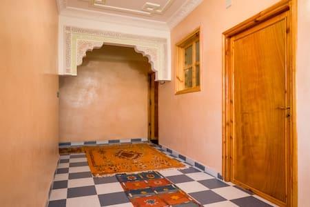 Imissi room - Dar Amalou - Imlil - Bed & Breakfast