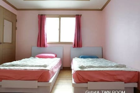 cosy 2bed-room in downtown - Andong-si - Pension