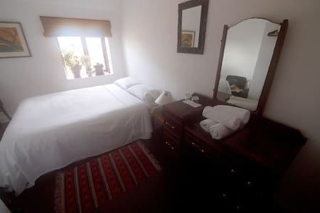 Room 4 at The Bastion - Complexo de Casas