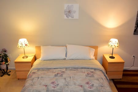 ★ ★ 2 bedroom Apartment Suite 15 Mts from NYC! ★ - Guttenberg - House