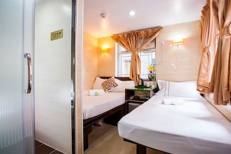 Triple Room with Private Bathroom 3 - Apartment