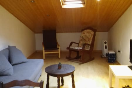 Attic apartment in central Lugo - Flat