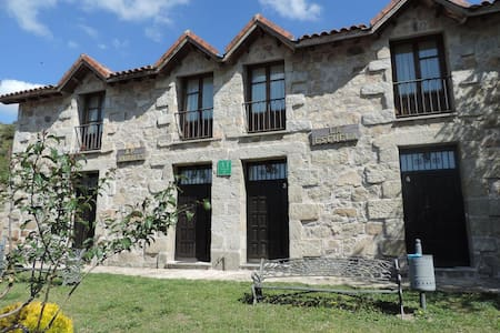 La Escuela casa rural - Rumah