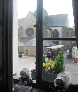 Le logis de l'Abbaye de Paimpont en Brocéliande - Appartement
