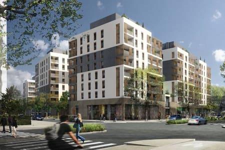 Joli appartement neuf près de Montplaisir, Lyon 8 - Lyon - Appartement