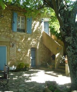 Joli gite au pied des Cévennes - Vézénobres - Apartmen